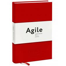 Космос. Agile-ежедневник для личного развития КРАСНЫЙ