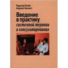 Введение в практику системной терапии и консультирования изд. Икср