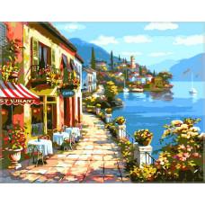 Картина Уютное кафе